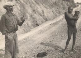 Attilio Gatti Expedition Africaine Angola Ancienne Photo 1936 - Africa