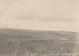 Madagascar Region De L'Isalo Hauts Plateaux Ancienne Photo 1900