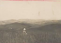 Madagascar Region De L'Isalo Hauts Plateaux Ancienne Photo 1900 - Africa