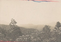 Madagascar Region De L'Isalo Montagne Ancienne Photo 1900