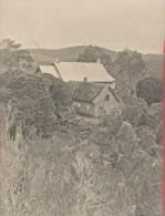 Madagascar Region De L'Isalo Ferme Lacaille Ancienne Photo 1900