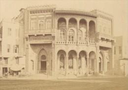 Egypte Le Caire Fonatine De La Validee Ancienne Photo Fiorillo 1880