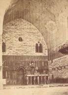 Egypte Le Caire Mosquee Dans Une Ancienne Eglise Ancienne Photo 1880 - Africa