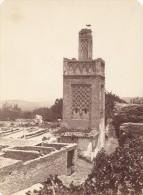 Maroc Vieille Mosquée Près De Rabat Ancienne Photo 1880
