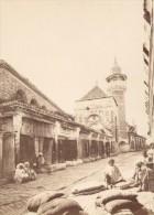 Tunisie Tunis Le Vieux Souk Marché Ancienne Photo 1880 - Africa