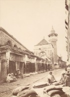 Tunisie Tunis Le Vieux Souk Marché Ancienne Photo 1880