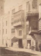 Egypte Le Caire Rue Bab El Vazir Ancienne Photo Legekian 1880
