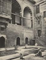 Egypte Le Caire Interieur De La Maison De Camal Ed Din Lehnert & Landrock Photo 1930