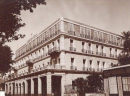 Assouan Nil Hotel Le Grand Hotel Egypte Ancienne Photo 1900 - Africa