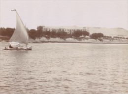 Assouan Ile Elephantine Hotel Savoy Egypte Ancienne Photo 1900 - Africa