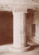 Egyptologie Temple Caverne De Beit El Wali Egypte Ancienne Photo 1900 - Africa