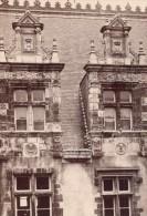 Pau Detail Facade Architecture France Ancienne Photo 1890 - Photographs