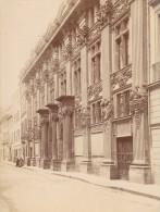 Toulouse Maison Des Cigognes Architecture France Ancienne Photo 1890 - Photographs