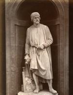 Italie Florence Galerie Des Offices Donatello Bardi Old Brogi Photo 1880 - Photographs