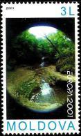 Moldova - 2001 - Europa CEPT - Water - Mint Stamp - Moldavia