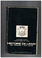 HISTOIRE DE LIMAY (YVELINES)   EDOUARD  FOSSE ANCIEN MAIRE DE LIMAY - Ile-de-France