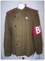 Veste D´hiver  TELOGREIKA  URSS RUSSE - Uniformes