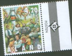 Aland 1998  Europa Feste E Festival Nazionali 1v Complete Set ** MNH - Aland