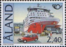 Aland 1998 Norden Tourism - Transatlantic 1v Complete Set ** MNH - Aland