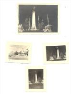 VERVIERS - Lot De  13 Photos - 300 ème Anniversaire De La  Ville 1651 / 1951 (b157) - Places