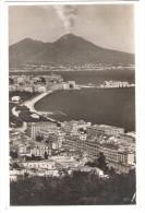 Italy - Golf Von Neapel - Napoli - Vesuv - Vesuvo - Vulkano - Old Card - Napoli (Naples)