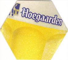 SOUS BOCK / 17  - HOEGAARDEN - Sous-bocks