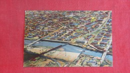> Mexico Aerial View  Juarez Old Mexico          -1826