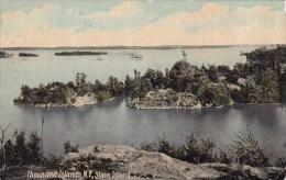 Stave Island Thousand Islands New York 1911