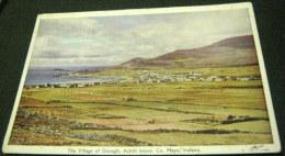 Ireland The Village of Dooagh Achill Island Co Mayo 188 - PC - used