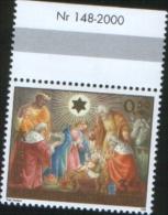 Aland 2000 Christmas Julpost  Natale Noel 1v Complete Set ** MNH - Aland