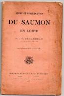 PECHE ET REPRODUCTION DU SAUMON EN LOIRE F BERNARDEAU 1905 - 1901-1940