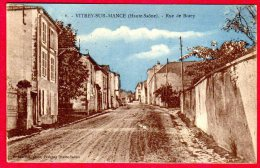 70 VITREY-sur-MANCE - Rue De Borey - Otros Municipios