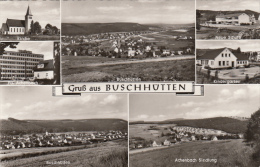 GERMANY - Gruß Aus Buschütten - Kreuztal