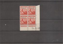 Tunisie ( 299 XXX -MNH - En Coin Daté : 1945) - Tunisia (1888-1955)