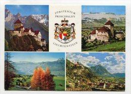 LIECHTENSTEIN - AK 230271 Fürstentum Principality Liechtenstein - Liechtenstein