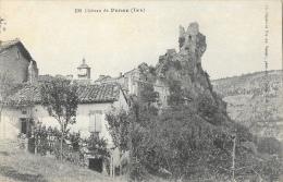 Château De Penne (Tarn) - Edition Th. Déjean Et Vve Ad. Vaissie - Carte N°199 - Altri Comuni