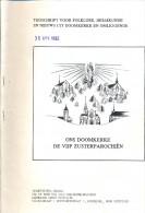 Tijdschrift Heemkunde Folklore Ons Doomkerke - Groot Ruiselede - N° 3 / 1982 - Revues & Journaux