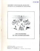 Tijdschrift Heemkunde Folklore Ons Doomkerke - Groot Ruiselede - N° 3 / 1980 - Revues & Journaux