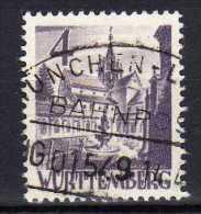 Württemberg 1948/49 Mi 29, Gestempelt [180515XII] - Zona Francese