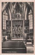 AK St. Wolfgang Hochaltar Kirche Oberösterreich Salzkammergut Bei Gmunden Bad Ischl Salzburg Vocklabruck Bad Goisern - St. Wolfgang