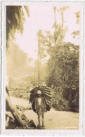 RARE  TRANSORT  A DOS D HOMME - Ecuador
