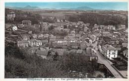 (D)  63. Puy-de-dôme. Pontgibaud  Vue Générales Et Chaîne Des Dômes. - France