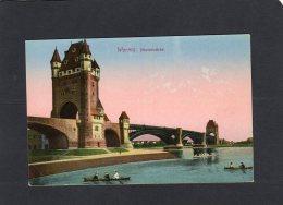 53834   Germania, Worms,  Rheinbrucke,  NV - Worms
