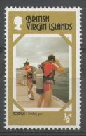 Isole Vergini Virgin Islands 1978 - Sort Subacquei Underwater Sports MNH ** - British Virgin Islands