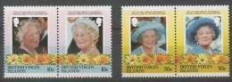 Isole Vergini Virgin Islands 1985 - Regina Elisabetta Queen Elizabeth MNH ** - British Virgin Islands