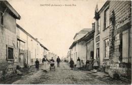HAUVINE Grande Rue Coin Hant Legerement Corne - France