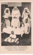 IBADAN (BENIN) PETITES ENFANTS ABANDONNES RECUEILLIS PAR LES SOEURS MISSIONNAIRES - Benin