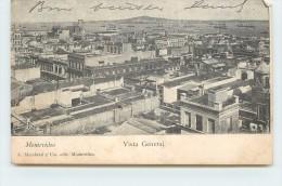 MONTEVIDEO - Vista Général. - Uruguay