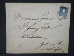 AUTRICHE - Lettre Période 1850 / 1890 - Détaillons Collection - A étudier- Lot N° 6408 - 1850-1918 Imperium