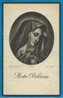 Bidprentje Van Leontina Coppens - Herfelingen - 1874 - 1931 - Images Religieuses